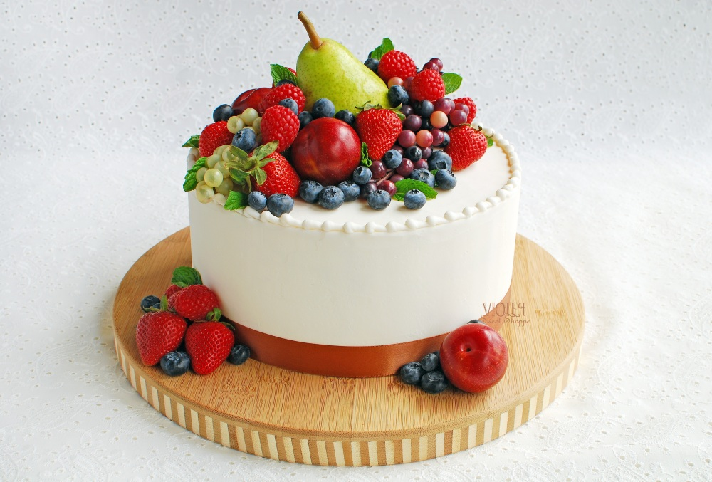 Fruity Cake 02